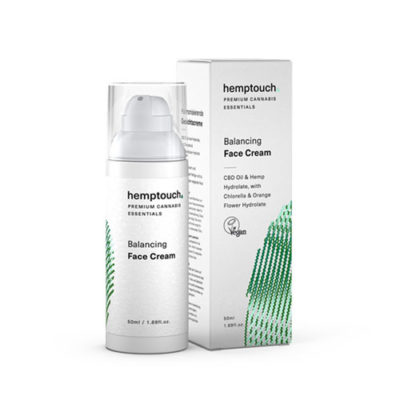 Balancing Face Cream 100mg CBD HEMPTOUCH 50ml