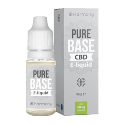 CBD Pure Base Classics CBD E-Liquid HAMRONY 10ml