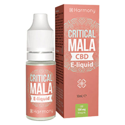 Critical Mala Original CBD E-Liquid HAMRONY 10ml