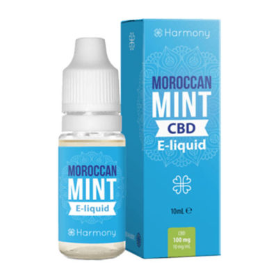 Moroccan Mint Classics CBD E-Liquid HAMRONY 10ml