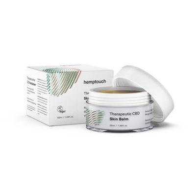 Therapeutic CBD Skin Balm 200mg CBD HEMPTOUCH 50ml