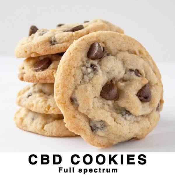 Amsterdam CBD Cookies (6pcs)