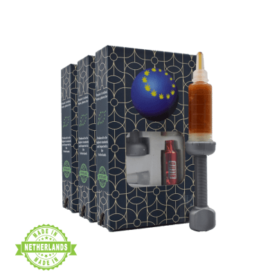 Amsterdam 50% CBD Oil (Full spectrum) (Discount Pack) CBDHOLLAND