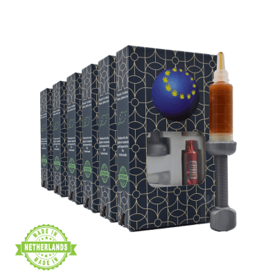 Amsterdam 50% CBD Oil (Full spectrum – Complete treatment) (6 Pack) CBDHOLLAND