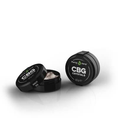 CBG CRYSTALS 97% | 0.5g