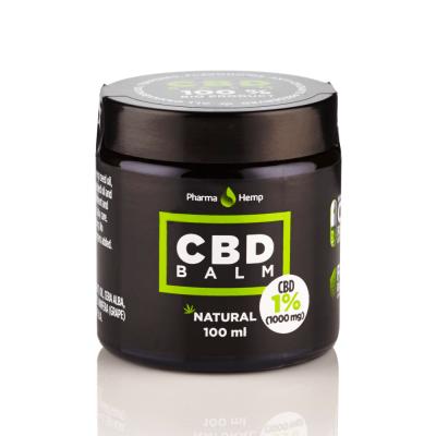 CBD BALM 1% | 100ml