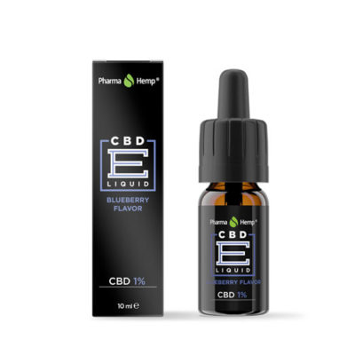 CBD E-LIQUID 1% | 10ml PHARMAHEMP