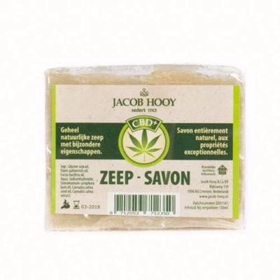 CBD Soap JACOB HOOY 120ml