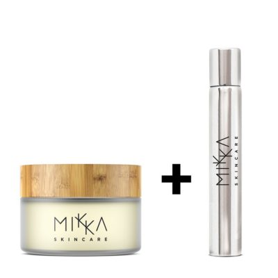 MIKKA ABSOLUTE RECOVER + MIKKA EYE RECOVER