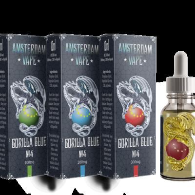 Gorilla Glue 4 Amsterdam CBD Vape E-liquid 10ml