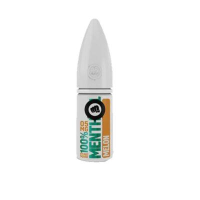 10mg Riot Squad 100% Menthol Range Nic Salts 10ml (50VG/50PG)