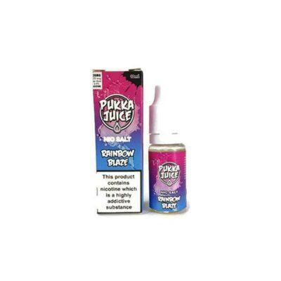 10MG Pukka Juice 10ML Flavoured Nic Salt (50VG/50PG)