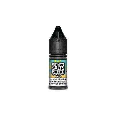 10MG Ultimate Puff Salts Sherbet 10ML Flavoured Nic Salts (50VG/50PG)