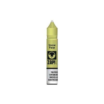 10MG ZAP Juice 10ML Flavoured Nic Salts