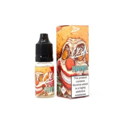 10mg Clown Nic Salts by Bad Drip 10ml (50VG/50PG)