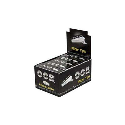 25 OCB Cardboard Filters