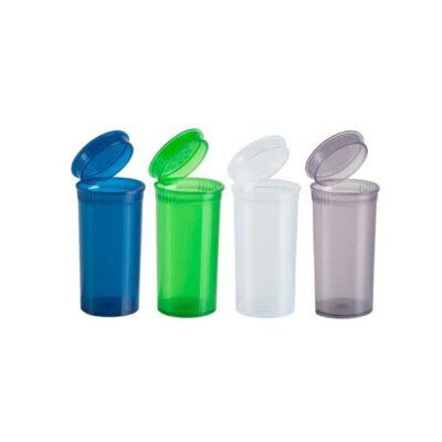 315 x 13 Dram Pop Top Storage Bottles