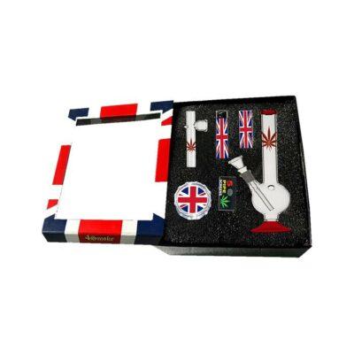 4Smoke Glass Bong Gift Set – GB59