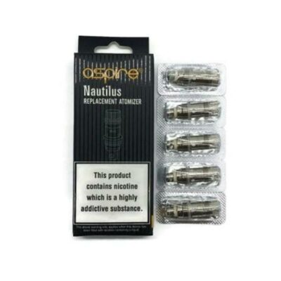 Aspire Nautilus BVC 0.7 / 1.6 / 1.8 Ohm Coil