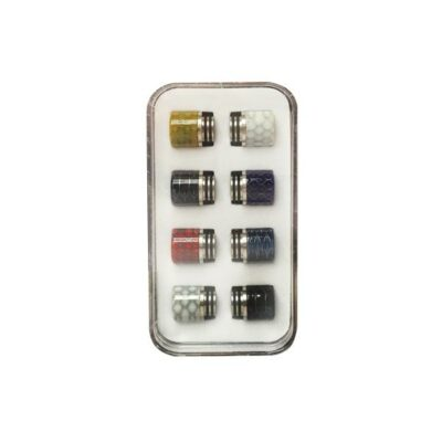 Replacement 810 Drip Tip Set – Pack of 8