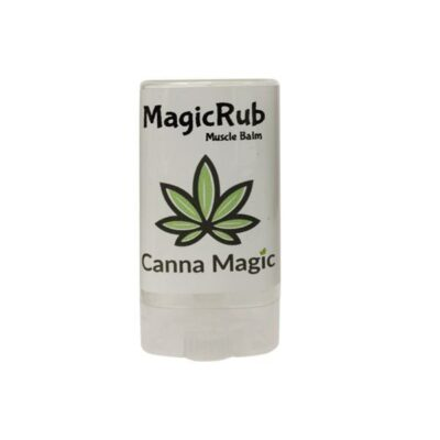Canna Magic 300mg CBD Muscle Rub Balm 15ml