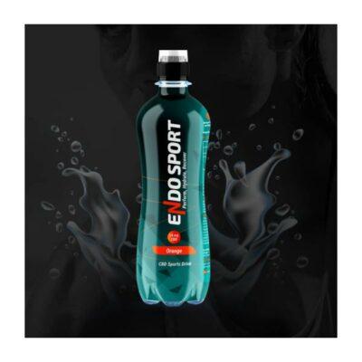 12 x Endo Sport CBD Isotonic Sports Drink 10mg CBD 500ml – Orange