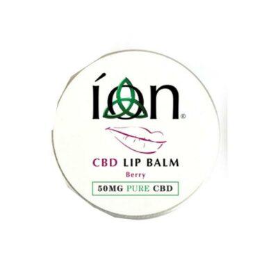 ION Pure CBD Lip Balms 50mg CBD 10ml