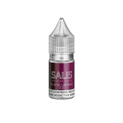 10mg Salis Nic Salts 10ml (50VG/50PG)