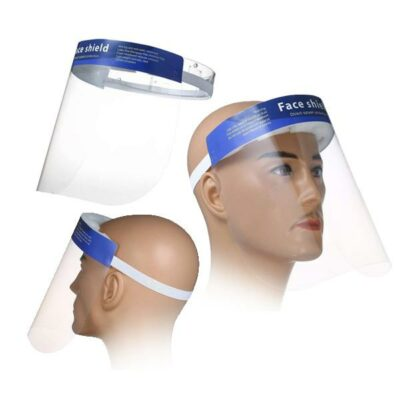 Anti-Fog Splash-Proof Face Shield Mask