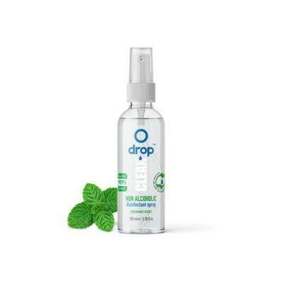 Drop Clean Disinfectant Spray 100ml – Spearmint