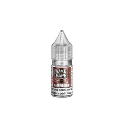 10mg Wake N Vape 10ml Nic Salts (50VG/50PG)