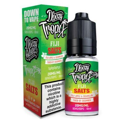 10MG Doozy Tropix Salts by Doozy Vape Co (50VG/50PG)