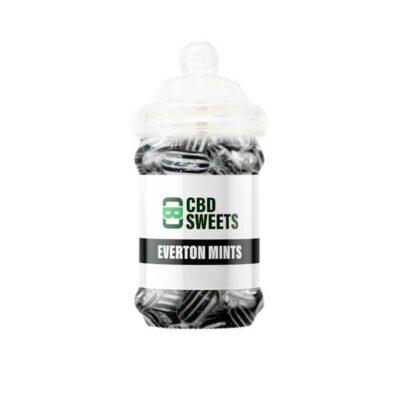 CBD Asylum 500mg CBD Sweets