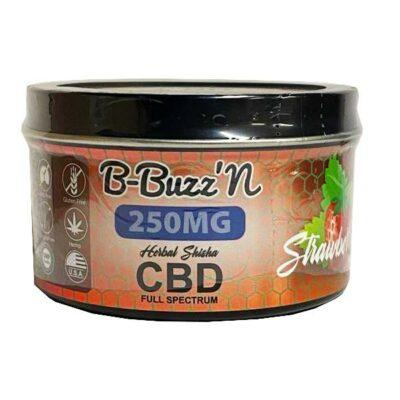 B-Buzz'N Herbal Full Spectrum CBD Herbal Shisha 250mg CBD