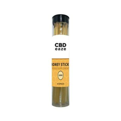 CBDeaze 100mg CBD Honey Sticks