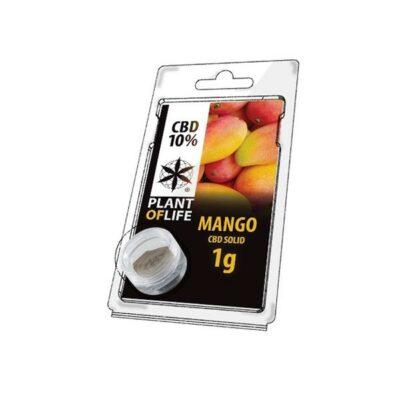 CBD Hash 1g Mango Fruit 10%