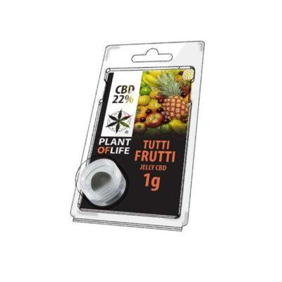 CBD Hash 1g Tutti Fruitti 10%