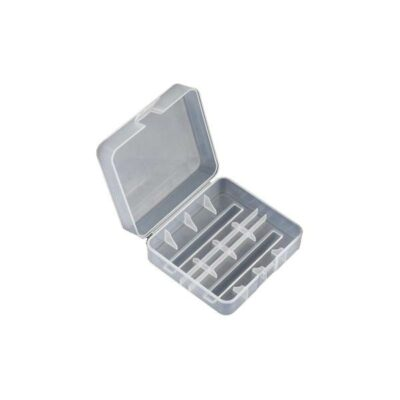 Dual 26650 Battery Case