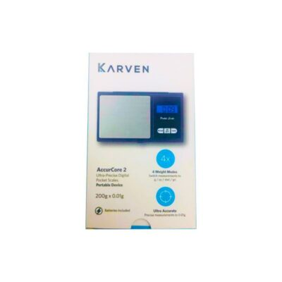 Karven Ultra-Precise Digital Scale 0.01g – 200g