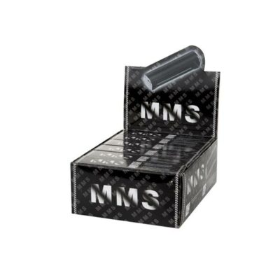 MMS Black King Size Cigarette Rolling Machine – TN120 BLK