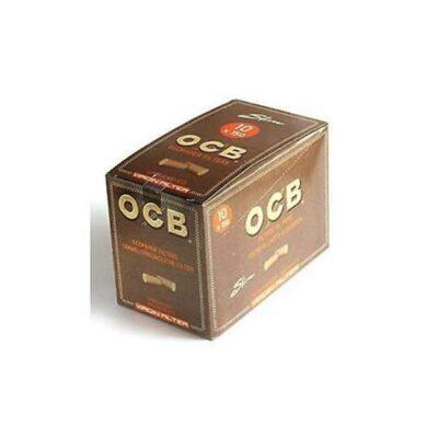 10 x 150 OCB Virgin Bagged Filters