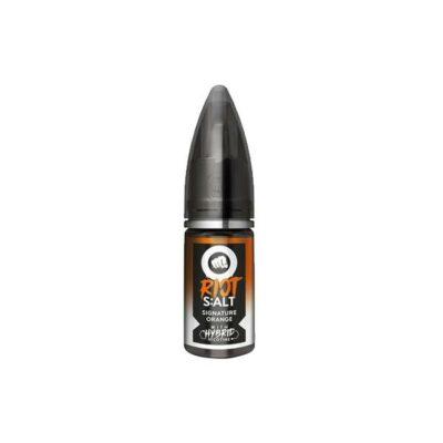 10mg Riot Squad Black Edition Nic Salts 10ml (70VG/30PG)