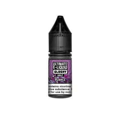 10mg Ultimate E-liquid Slushy Nic Salts 10ml (50VG/50PG)