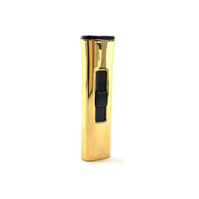 25 x USB Gold Design Lighter Display Pack – 8150