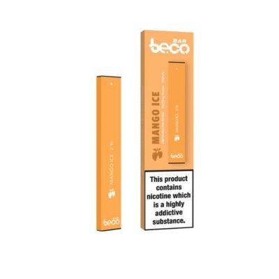 20mg Vaptio Beco Bar Disposable Vape Pod