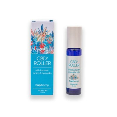 Hapi Hemp 300mg CBD High Concentrate Roll-On Relief 10ml