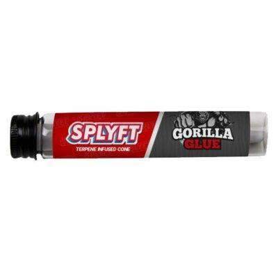 SPLYFT Cannabis Terpene Infused Rolling Cones  Gorilla Glue