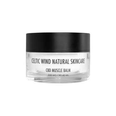 Celtic Wind Crops 300mg CBD Muscle Balm – 40ml