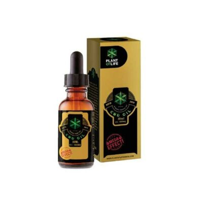 Plant of Life 1800mg CBD Full Spectrum CBD Oil 30ml