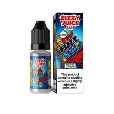 10mg Fizzy Juice 10ml Nic Salts (50VG/50PG)